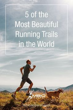Every runner has his or her preferred local spot for a leisurely trail run or serious marathon training. However, chances are you rarely get to run in a locale that is considered one of the most beautiful settings for running in the world. Ultra Marathon Training, Endurance Training, Race Training, Marathon Running, Running Training, Training Equipment, Running Humor, Running Gear, Running Guide