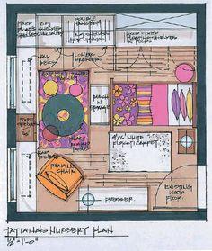 "Divine Design with Candice Olson, episode #910, ""Tatiana's Modern Nursery."""