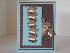 Eat Something Cute by twiddlehopper - Cards and Paper Crafts at Splitcoaststampers