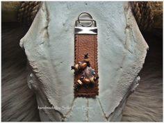 TAKODA No. 1 - Schlüsselanhänger von °Solo-Con-Perro° http://de.dawanda.com/shop/Solo-Con-Perro