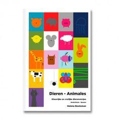 Dieren - Animales is een dieren prentenboek met Nederlandse versjes en naar het Spaans vertaalde verhaaltjes. Ieder dier heeft zijn eigen versje en verhaaltje. De illustraties van de dieren zijn simpel, vrolijk, kleurrijk en fris. Vooral voor kinderen leuk om naar te kijken. De versjes en het verhaaltje zeggen allemaal iets over een dier. De vis haalt adem met zijn kieuwen of een zeug is een vrouwtjesvarken. Alle dieren hebben iets waar wij ze aan kunnen herkennen.
