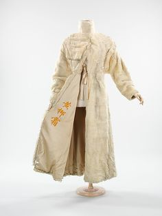 Madeleine Vionnet evening coat, by H. Jaeckal & Sons for actress Anna May Wong, c. 1935. #1930sfashion Via @Metropolitan Museum of Art