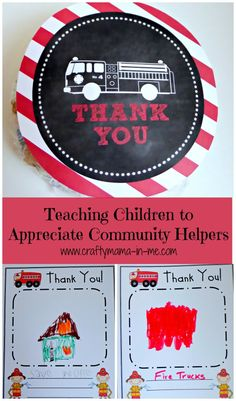 Help teach children to help appreciate community helpers by making baked goods and cards to thank them for their protection. Activities For Autistic Children, Is My Child Autistic, All About Me Preschool, Preschool At Home, Preschool Activities, Play Based Learning, Learning Activities, Space Activities, Family Activities
