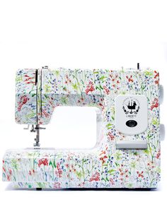 Flowers of Liberty Theodora Liberty Print Sewing Machine  http://www.liberty.co.uk/fcp/product/Liberty//Theodora-Liberty-Print-Sewing-Machine/130645?utm_source=facebook&utm_medium=social&utm_campaign=facebook-35-fol