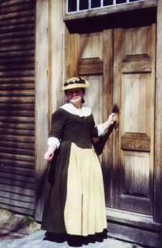 18th Century New England Life - information for Living History Interpreters