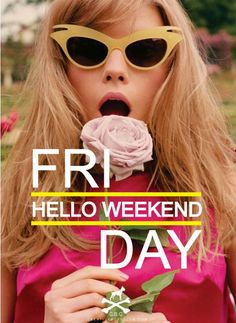 #weekend #viernes