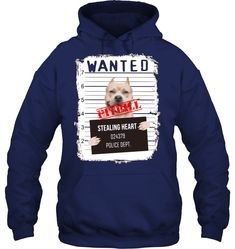 wanted stealing people heart pitbull Dogs Pitbull, Pitbulls, Pit Bull Love, Dog Hoodie, Great T Shirts, Dog Life, Dog Days, Puppy Love, Gifts In A Mug