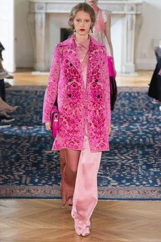 The Spring '17 Valentino Looks
