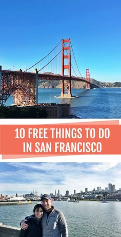 10 Free things to do in San Francisco Free Travel, Cheap Travel, Us Travel, Places To Travel, Europe Spring, Carpe Koi, Lombard Street, San Francisco California, Free Things To Do