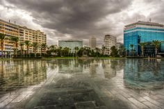 Reflections of City by Nejdet Duzen on 500px