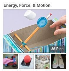 Check out these creative investigations and activities for teaching FORCE AND MOTION with primary children, K-3... lots of fun ideas!  LINK to resource:  http://www.pinterest.com/alynknight/