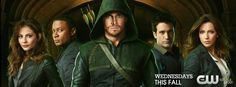 """The CW's hopping on the archery band wagon this fall with it's new show """"Arrow"""" -- a retelling of the Robin Hood story."""