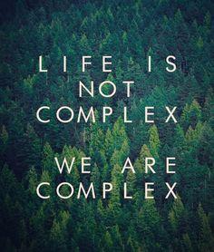 Make it simple. Sweet Sunday!  #sunday #sweetsunday #funday #life #lifeisnotcomplex #makeitsimple #forest #nature #motivation #transformation #adventuresofjac
