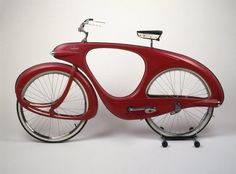 Bowden Spacelander Bicycle – Designed by Ben Bowden – 1946; Manufactured 1960