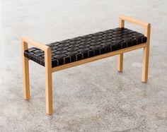 SandDrift Bench by ModernDrift on Etsy
