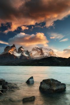 Lake Pehoe, Chile. Marcio Cabral — Photographer