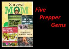 Prepper Books. Yes, those little gems of ideas that others have tolled over, put their blood, sweat and tears into in hopes of assisting those of us who need a little guidance in our times of need....