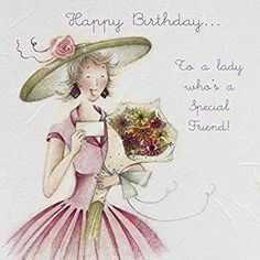 happy birthday to a special friend - Bing images Happpy Birthday, Happy Birthday Ecard, Happy Birthday Woman, Birthday Cheers, Happy Birthday Friend, Birthday Blessings, Happy Birthday Images, Birthday Pictures, Birthday Cake