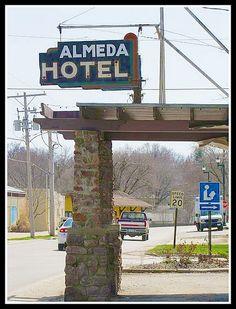 Almeda Hotel    - Tonganoxie, Kansas