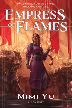 Empress of Flames (The Girl King by Mimi Yu: February 2020 by Gollancz Fantasy Books To Read, Fantasy Book Covers, Book Cover Art, Book Cover Design, Book Art, Cool Books, I Love Books, Beautiful Book Covers, Books For Teens