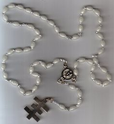 P-Orridge Shoppe - Psychick Cross Rosary