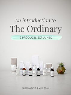 An introduction to The Ordinary 9 products explained. The Ordinary skincare revi… The Ordinary Skincare Review, The Ordinary Products, Tips And Tricks, Makeup Tricks, The Ordinary Explained, The Ordinary How To Use, Beauty Hacks For Teens, Skin Care Routine For 20s, Skin Routine