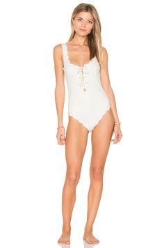 c01f10bad93a6 Marysia Swim Palm Springs Tie One Piece en Coconut
