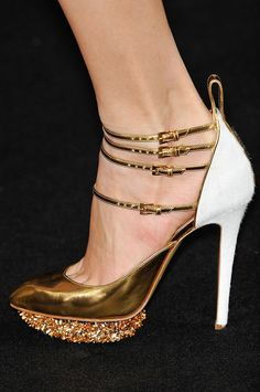 ~~embellished platform pumps | Prabal Gurung~~