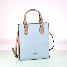 Dámska elegantná kabelka na rameno z polyuretánu Kbas modrá Kate Spade, Bags, Handbags, Taschen, Purse, Purses, Bag, Totes, Pocket