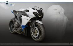 BMW Ghost - Concept Motorcycle by Marko Petrovic » Yanko Design