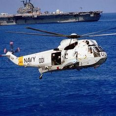 SH-3 Sea King has mainly been used for anti-submarine warfare, it also served in anti-ship, search and rescue, transport, communications, executive transport and Airborne Early Warning roles. Aircraft carriers always deployed it as the first aircraft in the air and the last to land serving in air operations as plane guard and SAR for the fixed winged aircraft.  In the 1990s, it was replaced by in the ASW and SAR roles by the SH-60 Sea Hawk.
