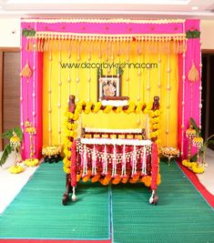 uyyala function decoration * uyyala function decoration _ uyyala function decoration at home Background Decoration, Backdrop Decorations, Festival Decorations, Baby Shower Decorations, Flower Decorations, Naming Ceremony Decoration, Marriage Decoration, Ceremony Decorations, Flower Decoration For Ganpati