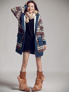 Classic Nordic Sweater