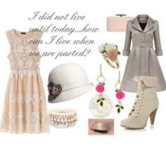 Cosette- Les Misérables: Broadway inspired clothing