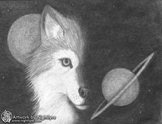 hand drawn wolves - Google Search | illustration | Pinterest ...
