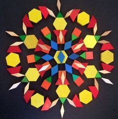 Check out student artwork posted to Artsonia from the Colourful Snowflakes project gallery at Lord Wolseley School.