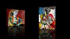 Picasso Ausstellung. Das späte Werk. Art On Screen Pablo Picasso, Jacqueline Picasso, Museum, Monet, Van Gogh, Painting, Art, Art Production, Art Background