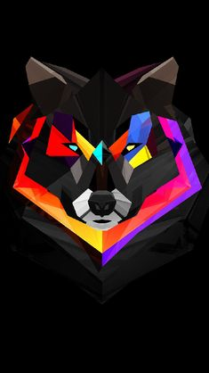 wolf-polygon-art-iphone-5s-wallpaper-ilikewallpaper_com.jpg 640×1 136 пикс