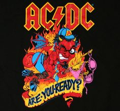 AC/DC / Are You Ready? Tee