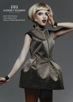 photo: Dima Chyornyy model: Dasha Usova make-up: Svetlana Starodvortseva