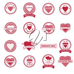 Set Valentine s Day and Wedding Romantic postage stamp #2642189 | Clipart.com Valentines Day Clipart, Romantic Weddings, Postage Stamps, Royalty Free Images, Clip Art, Google Search, Stamps, Romantic Wedding Receptions, Pictures
