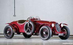 1934 Alfa Romeo 6C 2300