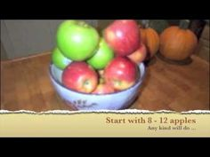 You will be amazed at all the apple cider benefits. We also show you how to make your own Apple Cider Vinegar at home. Watch the short video too.