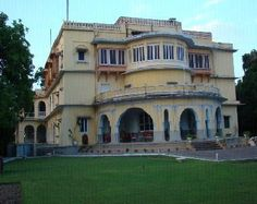 Brij Raj Bhaven Palace, India: One of many European victims of the Sepoy mutiny in 1857 was Major Charles Burton. His ghost has been seen frequently, often in the drawing room where he was killed. He has been described as an elderly man who walks with a cane. During his nightly rounds the major has been known to slap more than one guard who he has found dozing off while on duty.