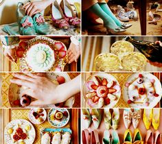 images from the Marie Antoinette film - note that Sofia Coppola snuck in some chucks in the scene Sofia Coppola, Marie Antoinette Movie, Vanilla Rum, Girly, Let Them Eat Cake, Versailles, Hummingbird, Party Planning, My Idol