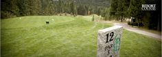 The challenge of this classic par 72 mountain golf course is keeping your eye on the ball! Beauty surrounds you wherever you look on the Radium Course! British Columbia, Golf Courses, Spa, Challenges, Lounge, Dining, Casual, Airport Lounge, Drawing Rooms