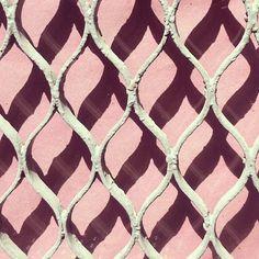 contemporary motif textiles - ogee geometric