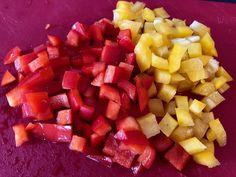Sałatka hawajska z szynką i ananasem - Blog z apetytem Orzo, Fruit Salad, Blog, Pineapple, Fruit Salads, Blogging
