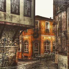 Ξάνθη (Xanthi) in Ξάνθη, Ξάνθη Earth City, Into The West, Macedonia, Santorini, Old Town, Beautiful Images, Greece, Old Things, Around The Worlds