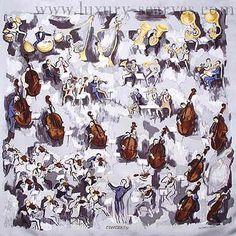 "Concerto (from <a href=""http://piwigo.hermesscarf.com/picture?/3022/category/Home"">HSCI Hermes Scarf Photo Catalogue</a>)"